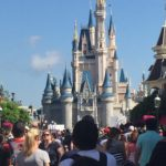 Magic Kingdom Castle Disneyworld Florida