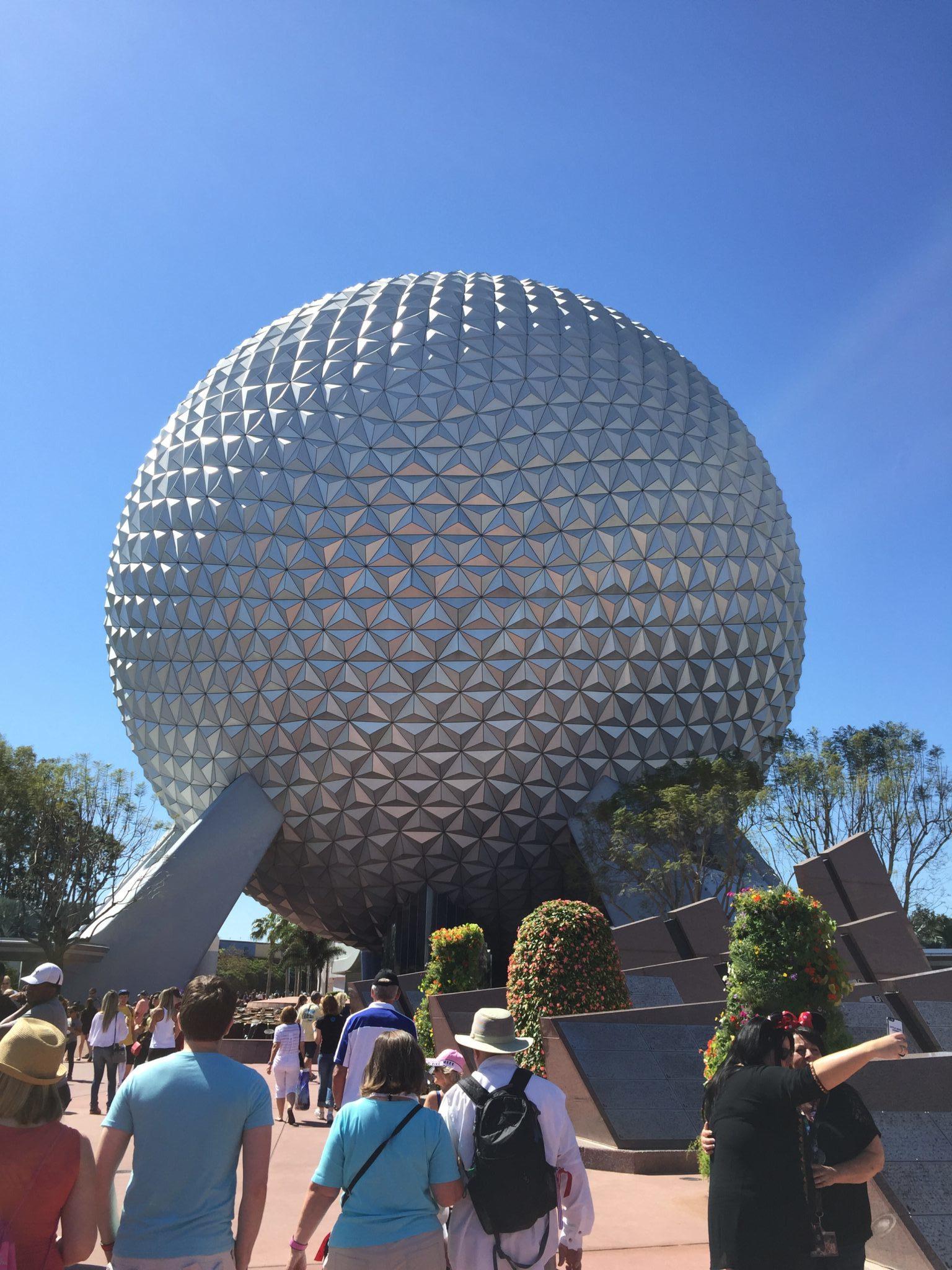 Magic Kingdom Castle Disneyworld Florida